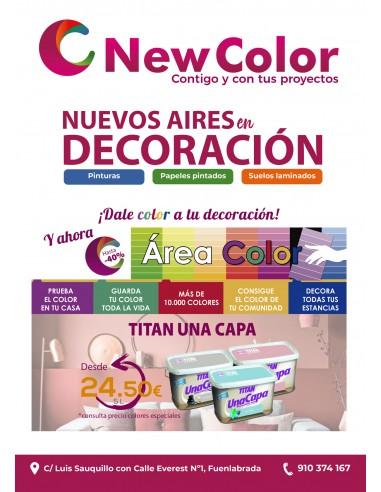 Promoción Octubre New Color Madrid,...